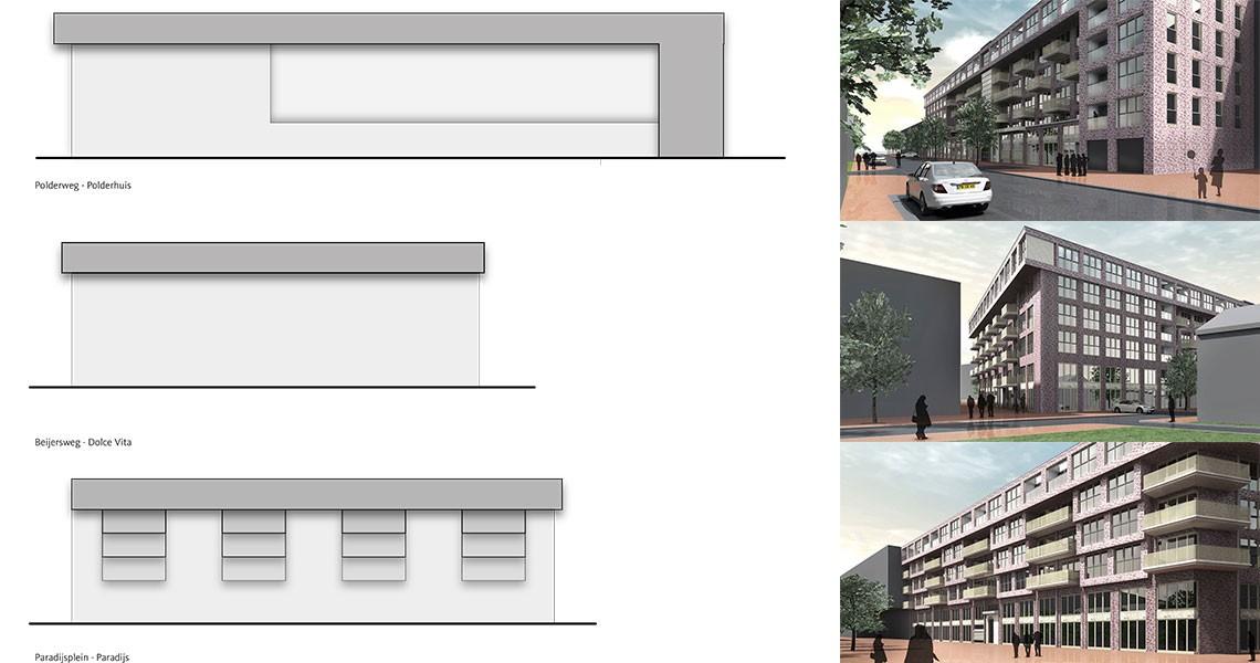 Blok 13, Oostpoort Senior Housing